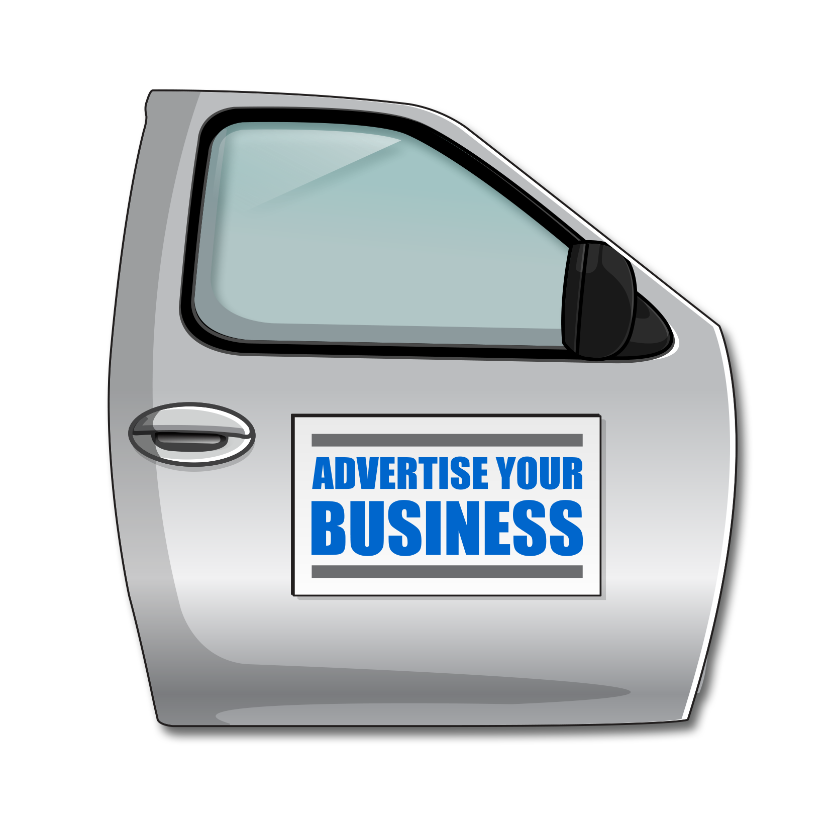 Hittn Skins A Custom Sign  Banner Printing Company Orlando - Custom car magnets stickers   promote your brand