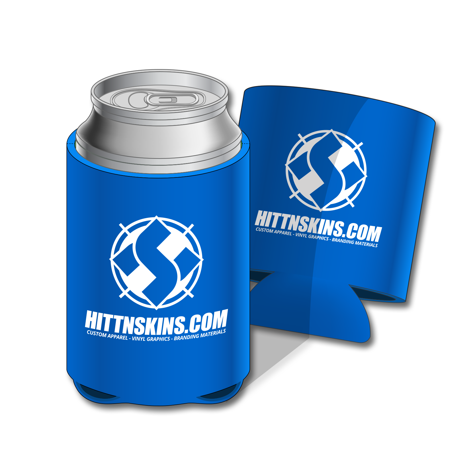 Hittn' Skins - A Custom Promotional Items Printer Located