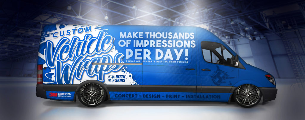 3ce8985c3fe0df With a mobile billboard you will look forward to getting stuck in a traffic  jam! Wraps are the ...