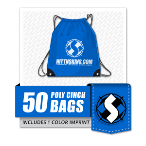 HS - Special Offer - Woo Template - 50 Poly Cinch Bags